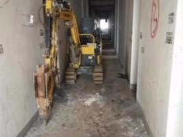 上海鼎力小挖机租赁公司