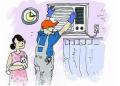 全国速易达家电维修服务中心1小时内上门空调加氟空调维修