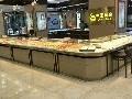 北京彩霞珠寶柜臺展柜回收公司
