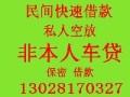 德阳空放应急贷款  自建房可贷 短期贷 质押亲属名下车