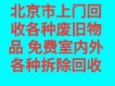 北京旺鼎舊貨回收