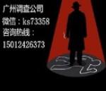 广州调查公司