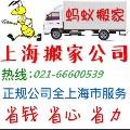 上海蚂蚁搬场运输有限公司