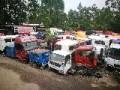大量出售各品牌二手发动机拆车件总成