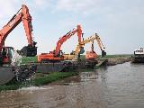 水陆两用挖掘机租赁公司