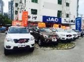 深圳江淮皮卡4S店
