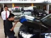 宁波瑞达汽车凹陷修复