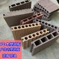 成都木塑地板生产厂家四川户外室外塑木地板批发