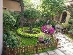 辽宁沈阳庭院花园设计