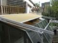 办公布艺窗帘定做北京窗帘厂家办公卷帘制作安装天棚帘