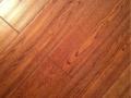 旧实木地板裂缝填补修复--就用妙点牌木地板填缝膏