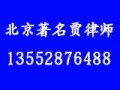 北京著名律师,资深律师