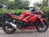 西安新城摩托车实体专卖店