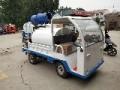 新能源电动三轮四轮货车特殊车辆改装车吸污车