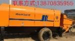 南昌宏宇混凝土输送泵租赁公司