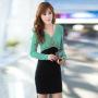 v领套裙_v领套裙价格_v领套裙图片_列表网