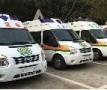 120救护车租赁 鄂尔多斯120救护车出租