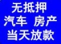 北京汽车房产抵押贷款公司