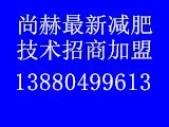 2017尚赫最新減肥技術招商加盟