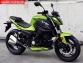 西安踏板摩托车
