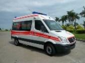 北京长途救护车出租ICU救护服务