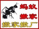 西宁蚂蚁搬家公司