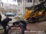 宁河管道疏通  清淤 专业清理化粪池