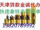 天津房屋抵押贷款咨询