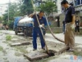扬州昌顺化粪池清理13179774343汽车抽粪清理下水道