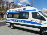 安达医疗救护车转运中心