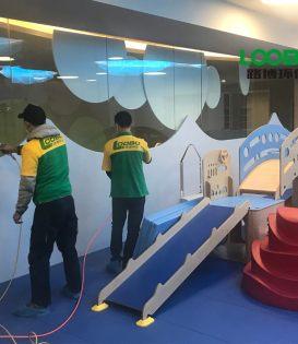 重庆幼儿园学校专业除甲醛