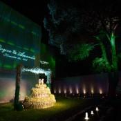 花之泉--户外婚礼