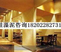 天津硅藻泥施工墙面装修