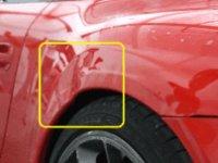 汽车凹陷修复多少钱?看完你就清楚了