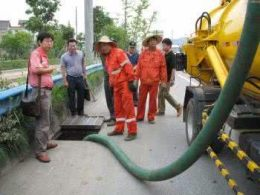天津专业疏通下水道 抽粪 化粪池清理 管道清洗