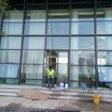 建筑物的外墙面清洁保养