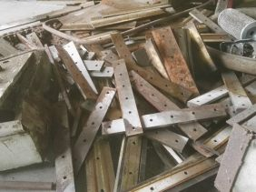河北高价回收废铁 废铜 废铝 不锈钢 电线缆