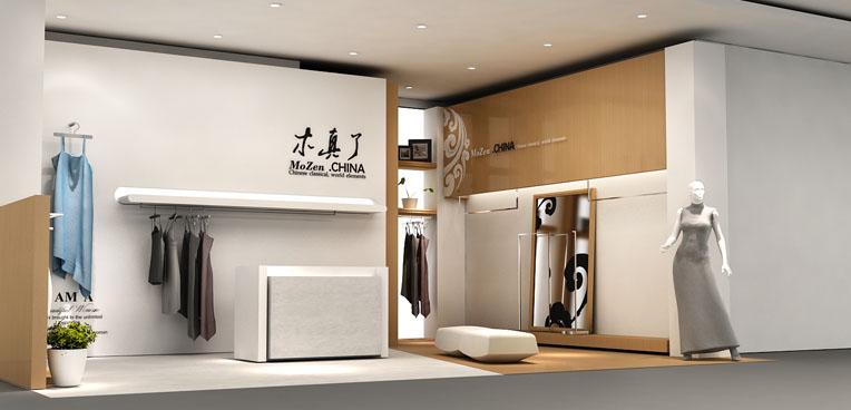 鞋服店装修设计_扬州店面设计 扬州店铺装修 扬州装修