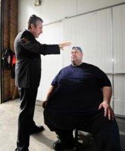 澳大利亚最胖男子减重400斤 称全靠催眠术