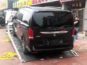 北京房车拖运