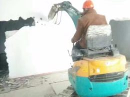 闵行区小挖机出租