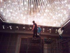 罗湖水晶灯清洗