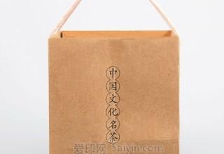 牛皮纸手提袋印刷