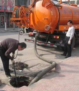 北京各区管道疏通 抽粪 污水池清理 高压清洗管道