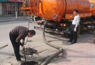 家庭下水管道冲洗,如何冲洗下水道