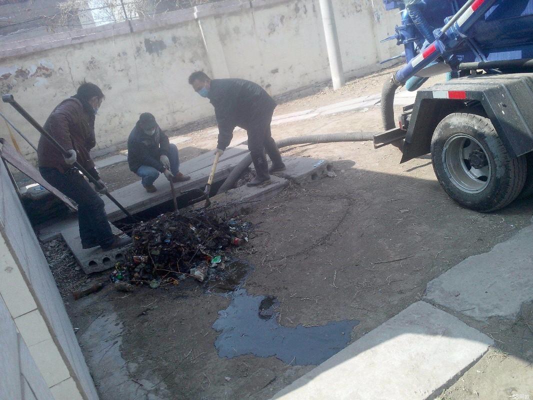 北京朝阳区管道清淤公司