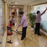 上海保洁公司提醒您开荒保洁需注意哪几点?