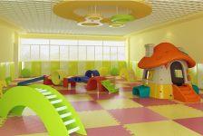 重庆巴南幼儿园装修预算、巴南幼儿园室内设计