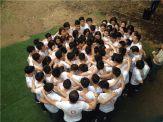 公司团建的意义 拓展训练促成团队精神团队凝聚力