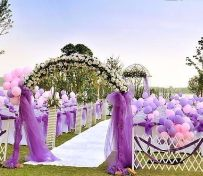 婚礼现场布置——杭州婚庆公司